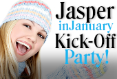 Jasper in January Kick-Off Party 2018